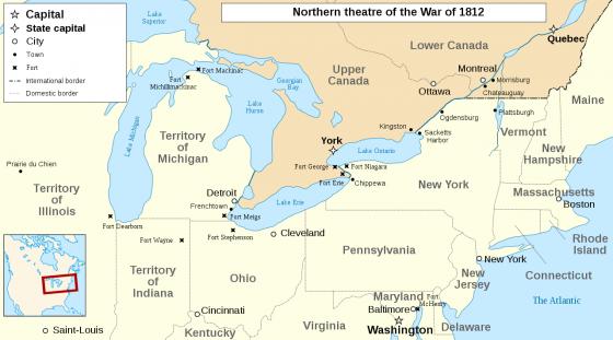 Północny teatr Wojny 1812 roku