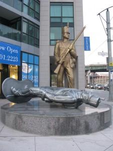 Pomnik Wojny roku 1812 w Toronto